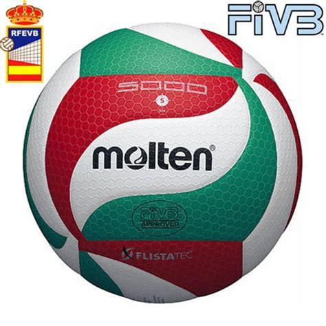Bola Voli Molten V5m4000 Original bal 243 n voleibol molten v5m5000 oficial fivb y rfevb