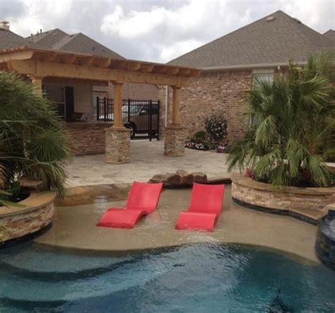 Lounge Chairs For Pool Area Design Ideas In Pool Chaise Lounges Luxury Pools