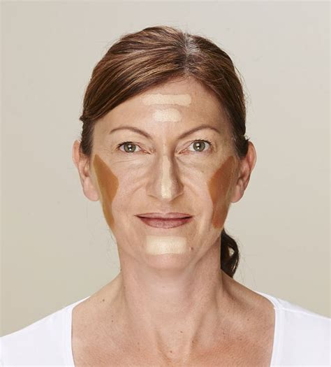 contour sagging jowls 1000 ideas about contouring oval face on pinterest
