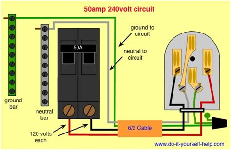 cer electrical hookup 50 rv wiring diagram