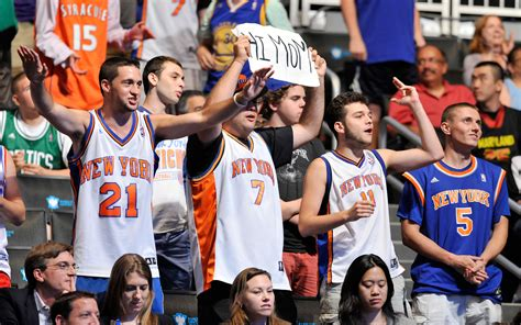 New York Knicks Fans 2013 Nba Draft Espn