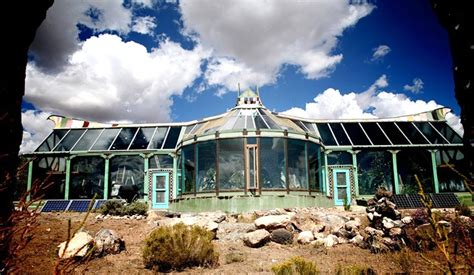 earthship biotecture to build green community center in