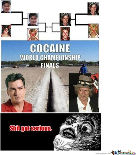 Cocaine Memes - world cocaine tour finals by meltord meme center