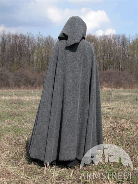 Handmade Cloaks - great soft and warm cloak made of 100