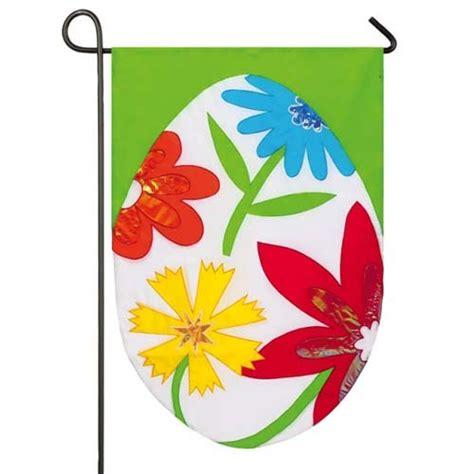 easter garden flag spring easter egg garden flag easter garden flags
