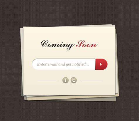 coming soon template 25 free website construction templates the design work