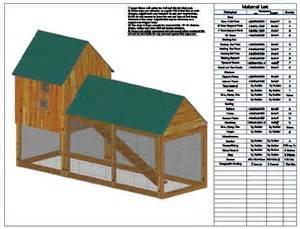 Small Backyard Chicken Coop Plans Free Chicken Part 2