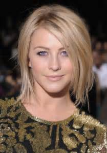 julianne hough shoulder length bob haircut for straight