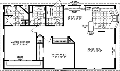 1500 sq ft house floor plans 1500 square house plans 1