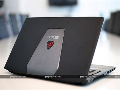Laptop Notebook Asus Rog Gl 552 X asus gl552jx laptop review ndtv gadgets360