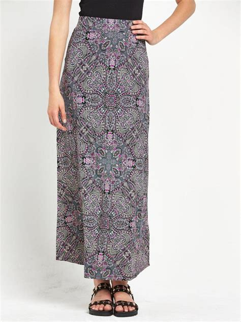 petite skirts shop petite maxi pencil styles south petite jersey printed maxi skirt shopstyle co uk