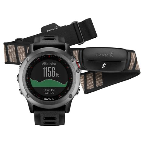 Garmin Fenix 3 Black Grosir wiggle garmin fenix 3 gps performance bundle