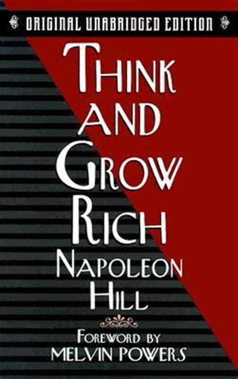 think and grow rich by napoleon hill pdf think and grow rich napoleon hill 9780879804442