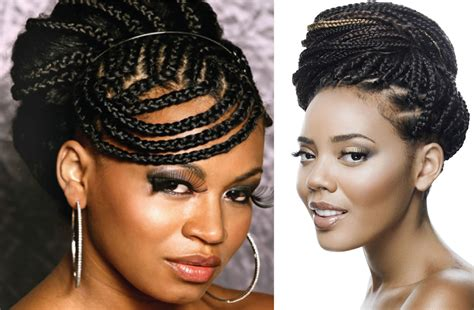 Braided Hairstyles For Black 3 5 by Best 30 Braided Hairstyles For Black 2018 2019