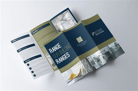 Home Desig by 70 Modern Corporate Brochure Templates Design Shack