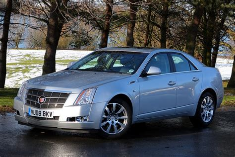 2008 Cadillac Cts Price by Cadillac Cts Saloon From 2008 Used Prices Parkers