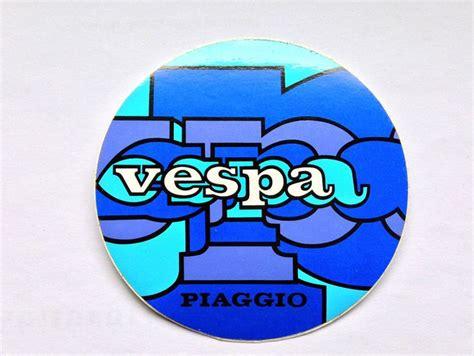 3d Aufkleber Vespa by 117 Besten Vespa Scooter Stickers Bilder Auf