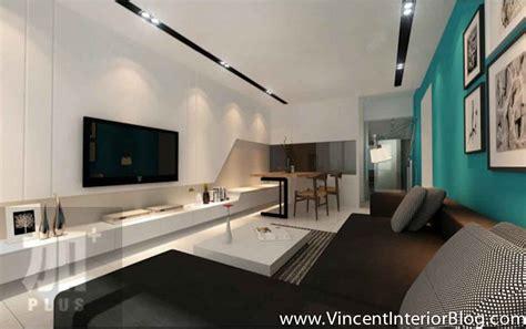 Interior Design Ideas by Plus Interior Design Living Room Tv Feature Wall Designs