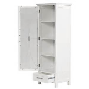delaney linen cabinet in white elite home fashions eh 7961