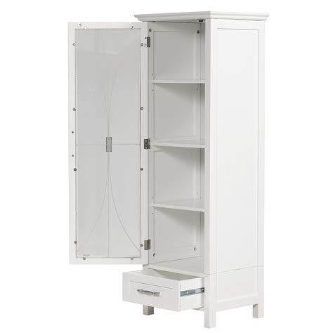 white linen closet for bathroom best free standing linen closet homesfeed