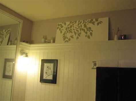 Beadboard For Bathroom Walls by Revive Restore Renew Half Bathroom Inspiration