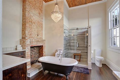 In Bathrooms by Rugged And Ravishing 25 Bathrooms With Brick Walls