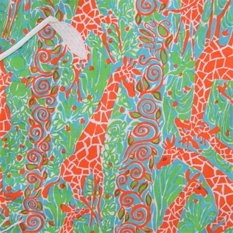 lilly pulitzer vintage pattern names vintage lilly pulitzer giraffe print from maxi skirt