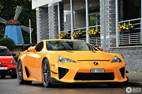 lfa lexus 2016 lexus lfa n 252 rburgring edition 5 juli 2016 autogespot