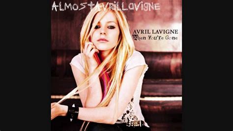 avril lavigne when youre gone official avril lavigne when you re gone d i y acapella