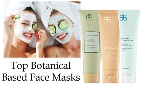 Detox Mask Arbonne by New Skin Healing Masks From Arbonne She Scribes