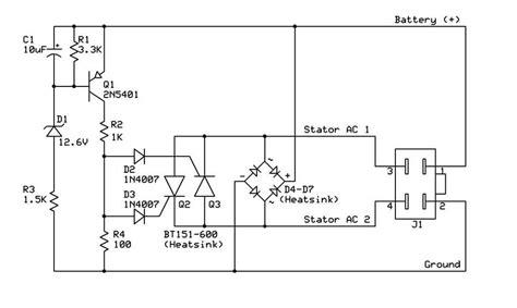 voltage regulator wiring diagram problem 40 wiring