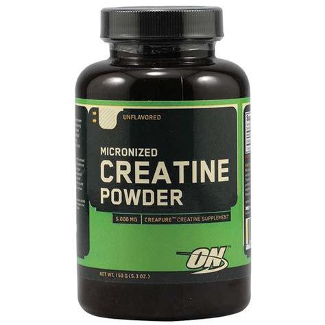 m you creatine powder optimum nutrition micronized creatine powder 150 g