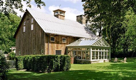 1870 rustic barn restored by douglas vanderhorn architects