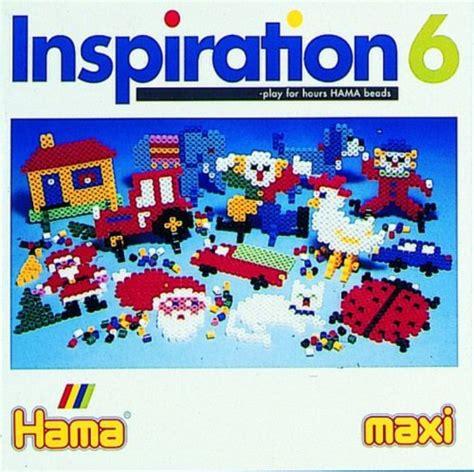 Bügelperlen Bilder Vorlagen by Hama Maxi 399 06 Inspiration 6 Vorlagenheft De