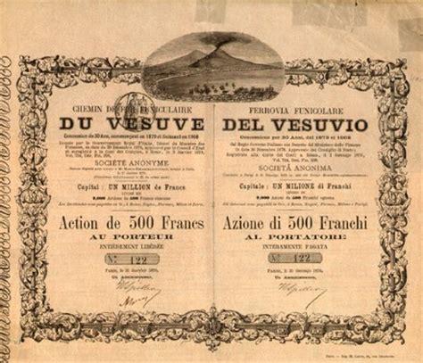 vesuvio testo cania portafoglio storico
