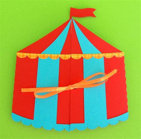 tenda da circo convite tenda circo criando moda elo7
