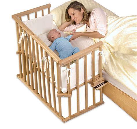 baby fällt aus dem bett h 246 henverstellbares beistellbett aus buche babybay midi