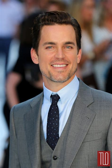 Mat Bomer by Joe Manganiello And Matt Bomer At The Magic Mike