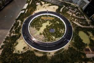 New Apple Headquarters by Apple Unveils Scale Model Of Cupertino Spaceship Campus