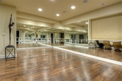 dance studio   home basement stauffer sons