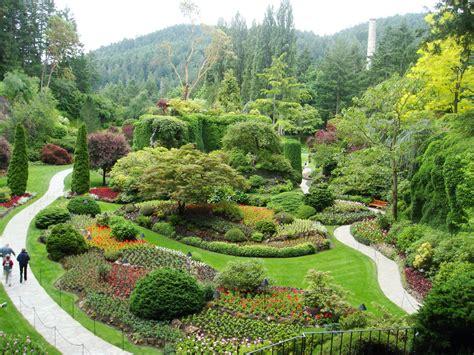butchart gardens s garden ftempo