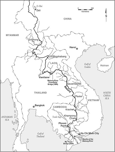 The Evolution of Rice Farming in the Lower Mekong Basin