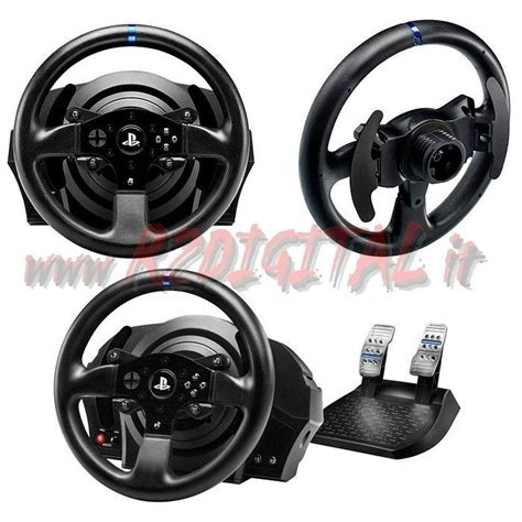 volante pedaliera pc volante pedali thrustmaster t300rs pc ps3 ps4 pedaliera