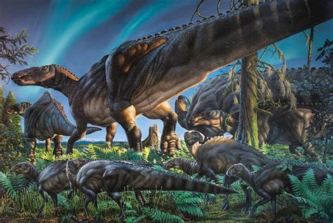 A Place Dino Some Dinosaurs Lived In The Snow Mental Floss