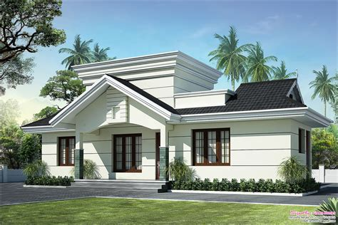 Kerala Single Floor House Plans With Photos by Low Cost House In Kerala With Plan Amp Photos 991 Sq Ft Khp