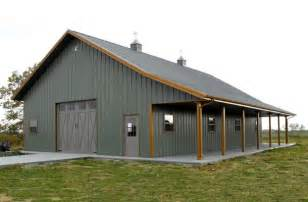 Pole Barns Pa 183 B 228 Sta Bilderna Om Dream Garage P 229 Pinterest