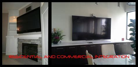 home theater audio receiver installation contractor