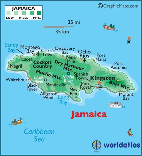 africa map jamaica 124 best images about maps on africa south