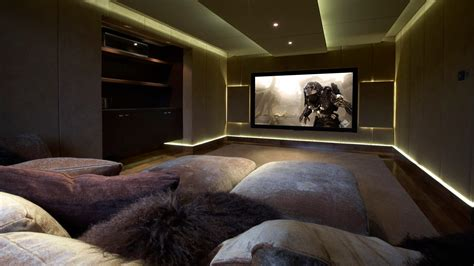 acoustically treated home cinema liverpool