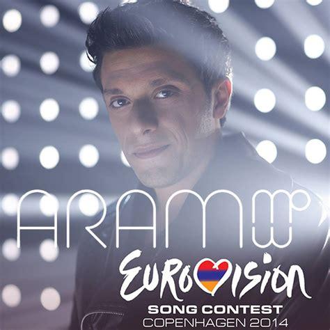 aram not alone armenia aram mp3 not alone armenia 2014 eurovision song